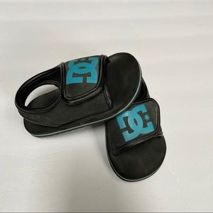 Baby DC Shoes Velcro sandals